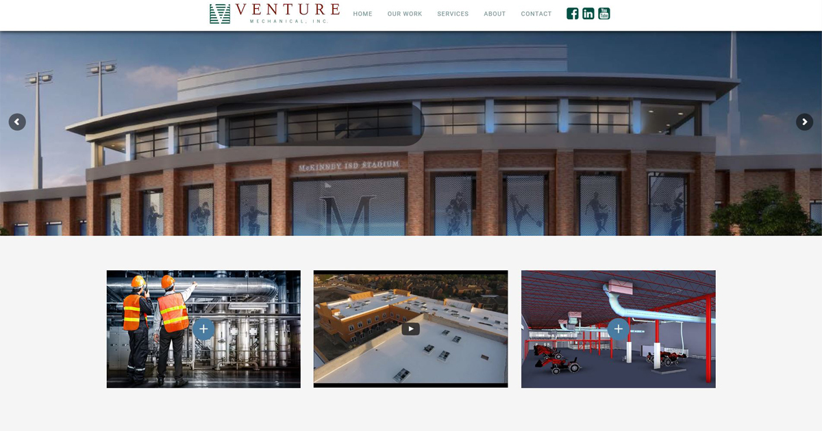 Home Venture Mechanical Inc Texas Mechanical