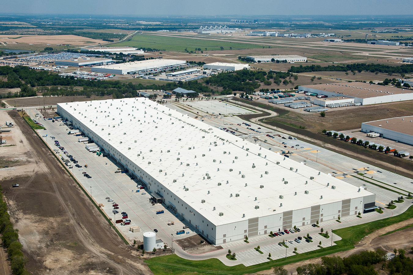 Amazon Fulfillment Center @ Westport 7 - Venture Mechanical