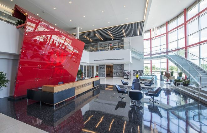 Aaa Auto Club Near Me >> AAA Texas Regional Headquarters - Venture Mechanical