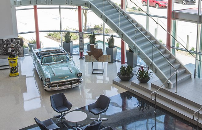 AAA Texas Regional Headquarters - Venture Mechanical