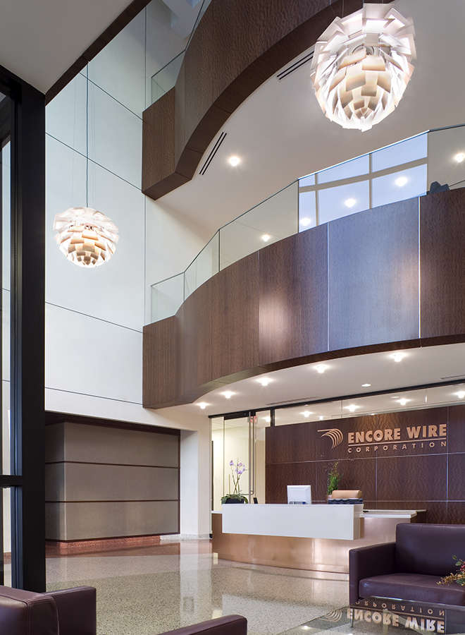 Encore Wire Campus - Multiple Projects - Venture Mechanical