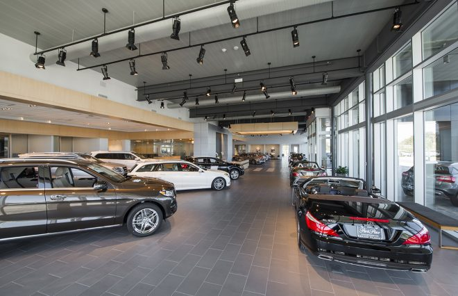 Park Place Motorcars Arlington - Venture Mechanical