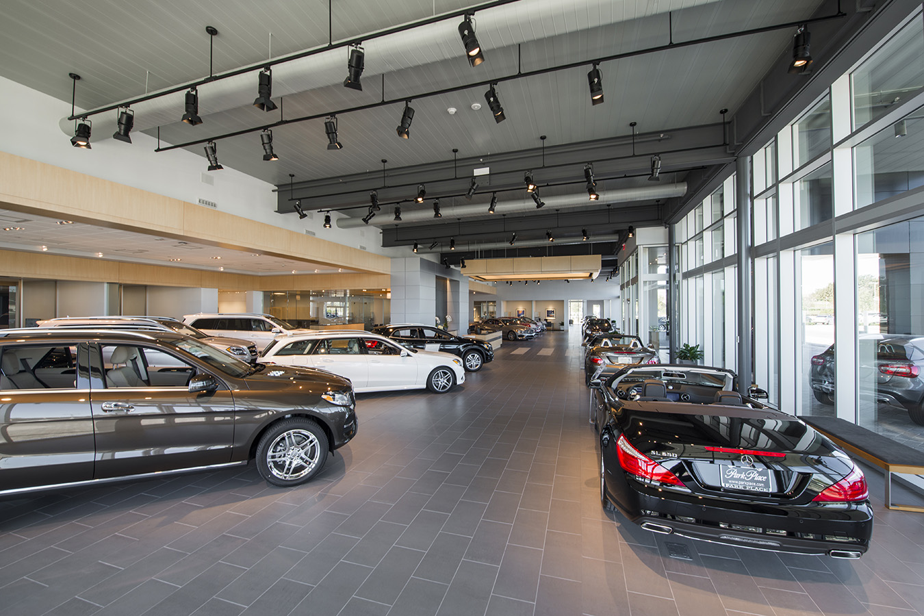 park place motorcars a dallas mercedes benz dealership new