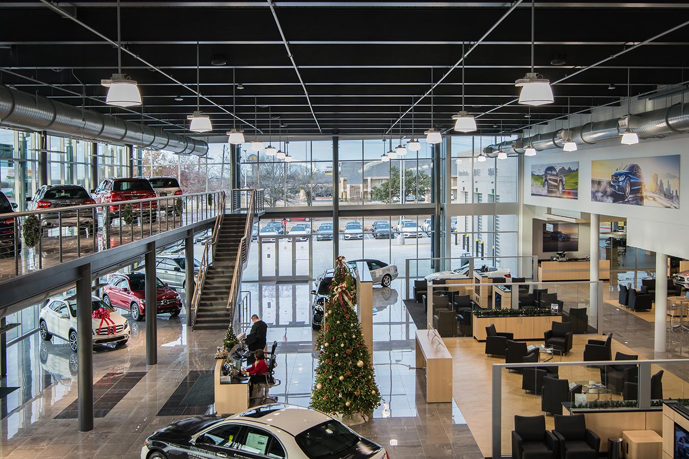 Mercedes Benz Dealership >> Mercedes-Benz of McKinney - Venture Mechanical