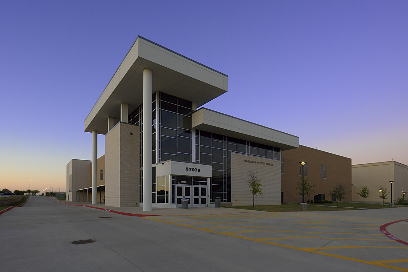 marcus high school 9th grade center