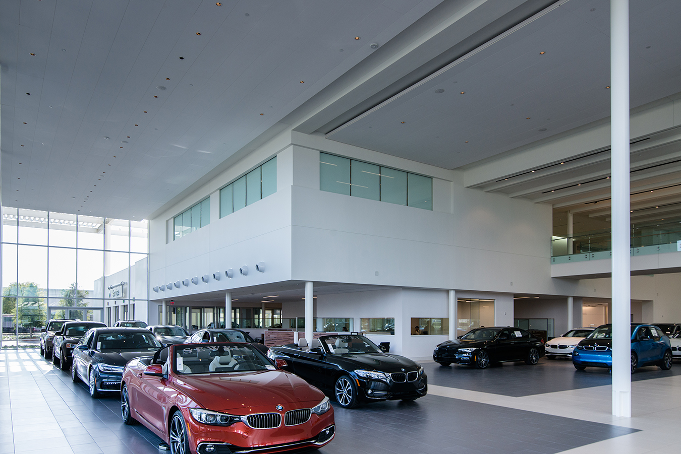 Sewell BMW of Grapevine   Venture Mechanical